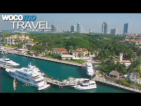 Florida - An extraordinary journey from Miami to Daytona Beach | 3D Planet