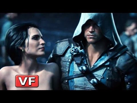 Thumbnail: Assassin's Creed 4 Black Flag Bande Annonce VF (HD)