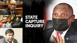 WATCH LIVE   President Cyril Ramaphosa continues testimony at Zondo commission