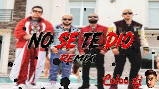 No Se Te Dio (REMIX) Nio Garcia & Casper Magico Ft. Arcangel & De La Ghetto - COLOO DJ
