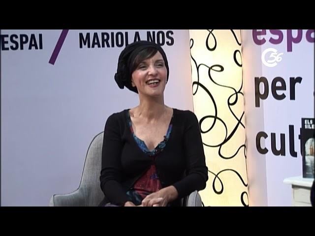 """Mariola Nos entrevista a Elena Fora. """"Els silencis del carrer de l'Arc"""""""