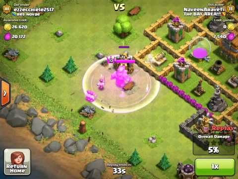 New update - IRON FIST ABILITY tutorial - barbarian king - clash of clans