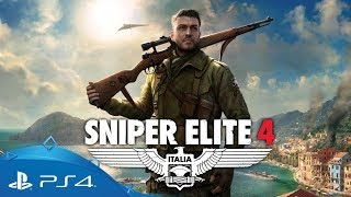 Sniper Elite 4 | Accolades Trailer | PS4