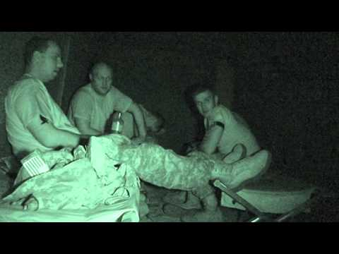 Haunted Bahrain Bunker and Guard Tower Investigation Part 2