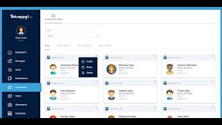 School Management System Project in Php | School management System prject Source Code Free