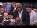 Charles Oakley Fight with Knicks Security CAUGHT ON CAMERA