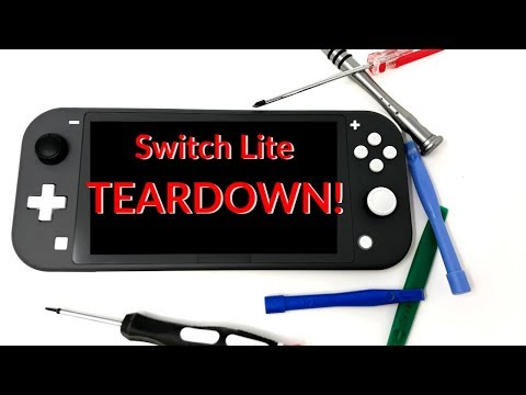 nintendo-switch-lite-teardown---took-it-apart-before-i-even-played-it!