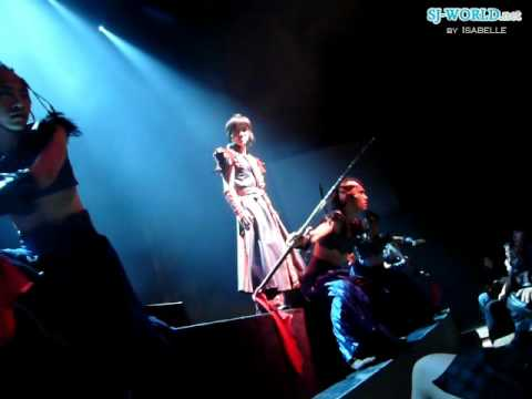 [Fancam] Yesung 2009.10.27  - The trap of the North Gate (Namhansanseong musical)