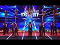 Top List Got Talent 2017 -  They Show Everyone What Cheerleader Could Be! AMAZING | Week 6 | Britai