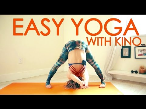 Find the Inner Body, Easy Yoga with Kino
