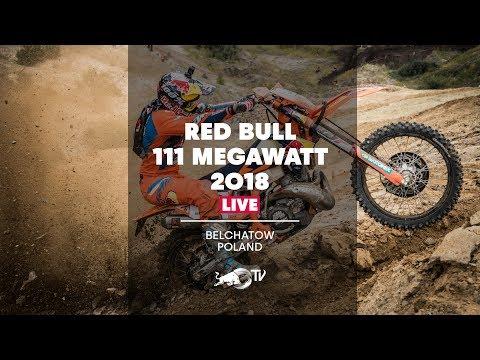 LIVE Enduro in Europe's Largest Coal Mine | Red Bull 111 Megawatt 2018
