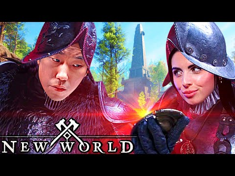 NEW WORLD Is The MMO I've Been Waiting For!
