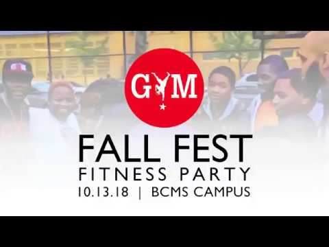 Fitness Party at Brownsville Collaborative Middle School