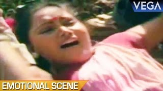 Subathra Been Raped By Sathyaraj & Gang || Naan Sootiya Malar Tamil Movie || Emotional Scene
