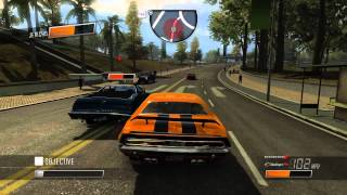 Driver: San Francisco - Collateral Damage - Walkthrough Gameplay PC