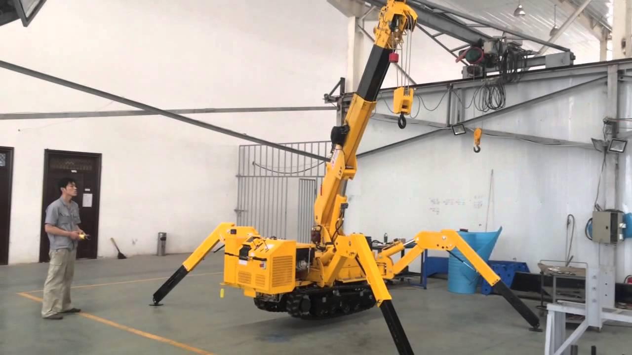 Crane Remote Control System: Wireless Crane Controls |Radio Controlled Cranes