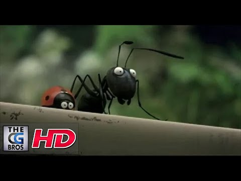 "CGI 3D Animated Trailer : ""Minuscule: Valley Of The Lost Ants"" - By Nozon 