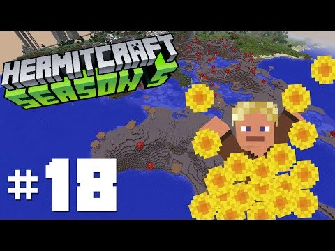 Hermitcraft Season V: E18 - The Gaming District!