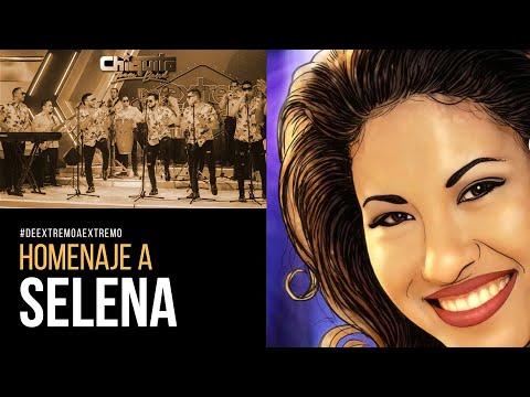 Chiquito Team Band - Homenaje a Selena (DE EXTREMO A EXTREMO)