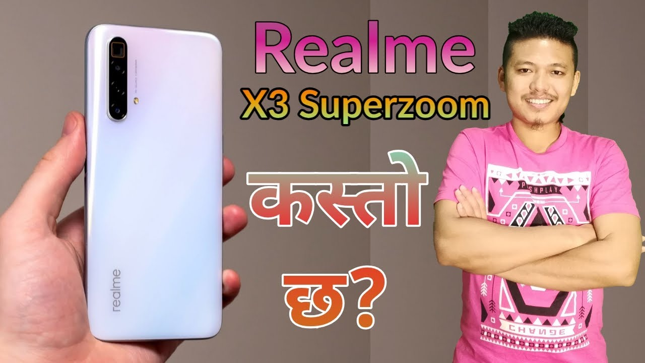 Realme X3 Super Specs And Price In Nepal Gadget Sansar Youtube