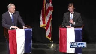 Minnesota Governor Candidates Debate in Moorhead