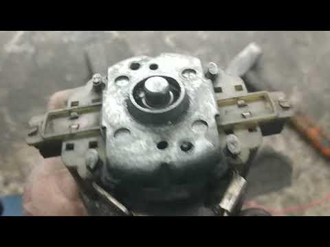 S 140 ремонт вентилятора печки