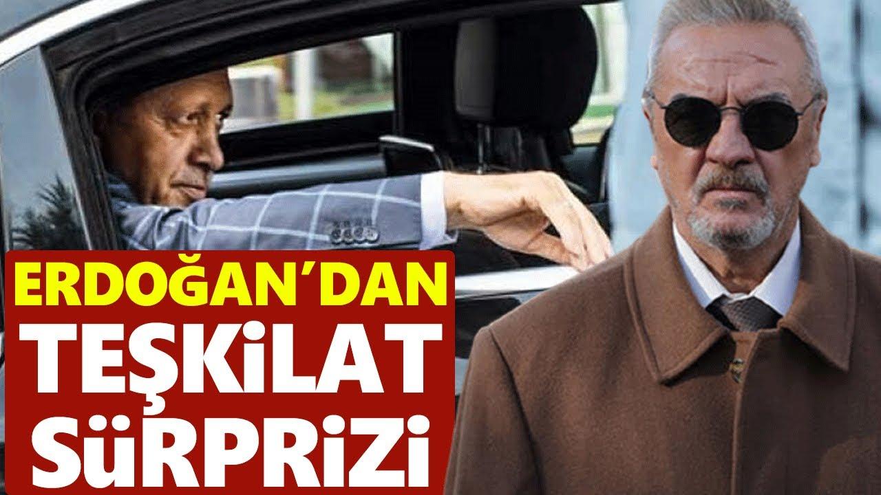 TRT 1'in MİT'i konu alan Teşkilat dizisinde Cumhurbaşkanı Recep Tayyip Erdoğan sürprizi