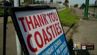 Alameda Residents Step Up to Aid Furloughed Coast Guard Service Members