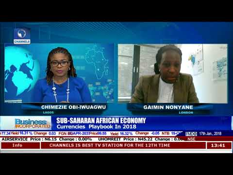 Outlook On Sub Saharan African Economy Pt.2  Business Incorporated 