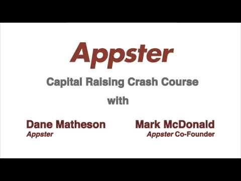 Capital Raising Crash Course