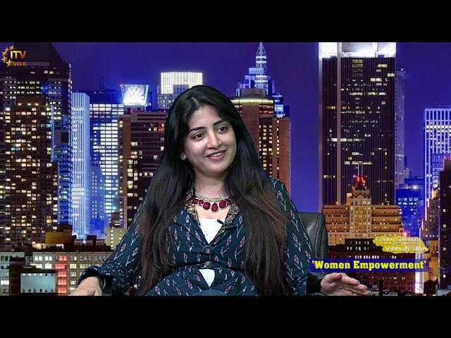 Poonam Kaur - Actor & Women Empowerment Activist | Frankly Speaking With Vibhuti Jha