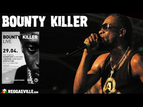 Bounty Killer - Live in Dortmund, Germany @ Junkyard [April 29th, 2018]
