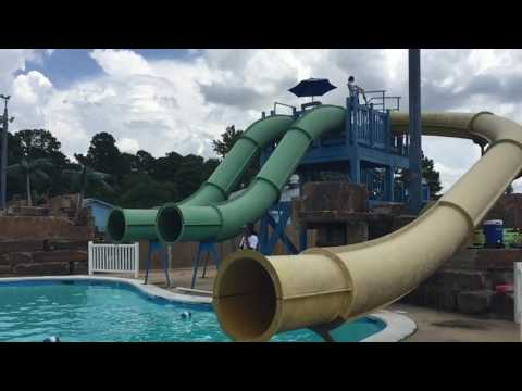 Splash Kingdom Waterpark Shreveport, Louisiana
