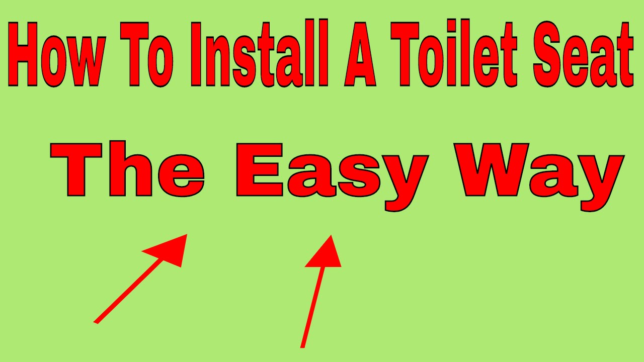 How To Make Toilet Seat Cover