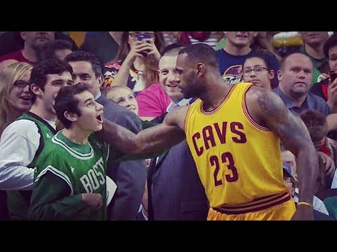 If you hate LEBRON JAMES watch this - It will change your mind