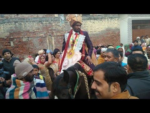 Wrestler Yogeshwar Dutt Marriage, HD vidio Of Traditions