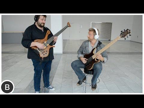 HADRIEN FERAUD & FEDERICO MALAMAN - BASS SESSION | BassTheWorld.com