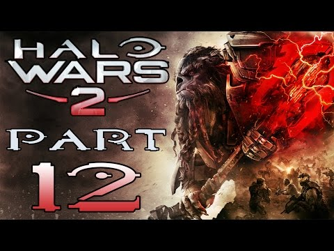 "Halo Wars 2 - Let's Play - Part 12 - ""The Halo"""