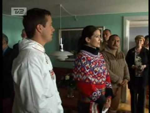 Danish Royal Family in Greenland - Part 1 (2004)