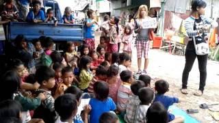 Tiny Toones Community Outreach Class
