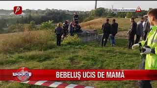 BEBELUŞ UCIS DE MAMĂ