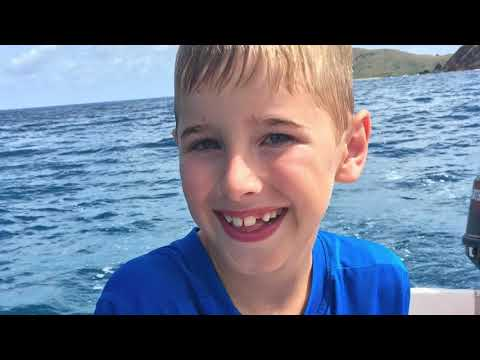2017 Cook Family Adventure BVI's Pirate Style