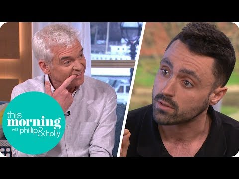 Phillip Questions Hardcore Vegan on His Militant Views Against Dairy Farmers | This Morning