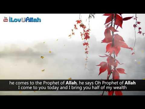 The Prophet Smiled ᴴᴰ - Abu Bakr - Brother Mohamed Hoblos