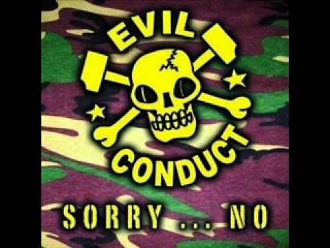 Evil Conduct - I Don't Care