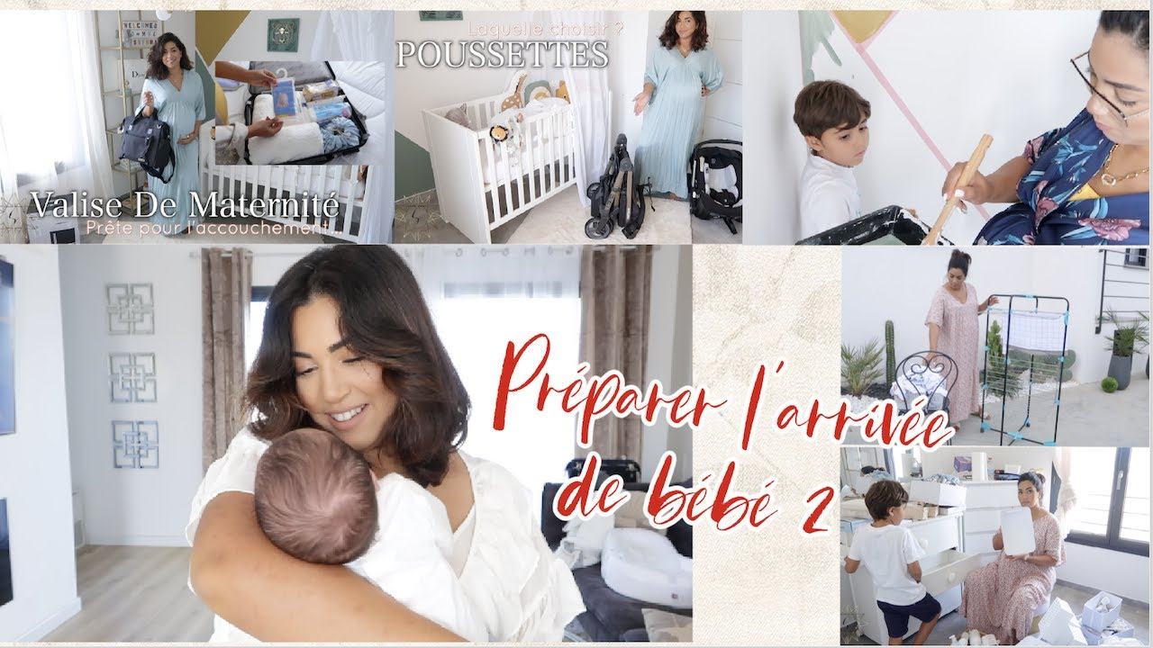On prépare l'arrivée de bébé 2 | Je vous montre tout : Achats - Aménagement & Déco - Organisation  •