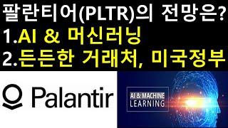 팔란티어(PLTR)의 …