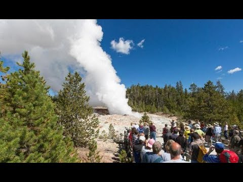 Scientists have Warned a Major Yellowstone Tectonic Shift could spark a Mega Eruption