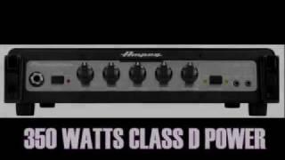 Ampeg Portaflex Series PF-350 - Features