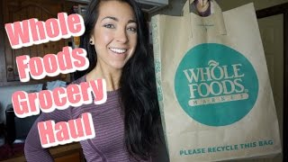 Whole Foods Grocery Haul // 7 Day Photoshoot Prep?! | Bikini Prep Series 2015